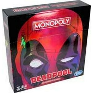 Monopoly Deadpool Collector's Edition.